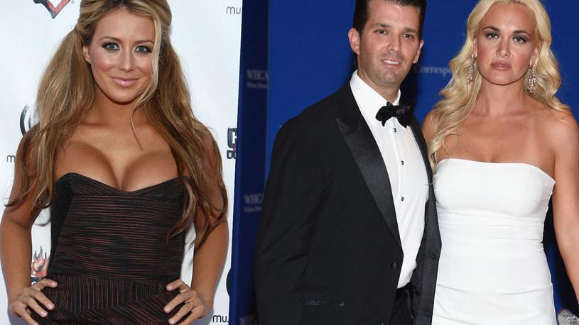 Szykuje się kolejny skandal wokół rodziny Donalda Trumpa. Tym razem atmosferę podgrzały media, odkopując starą piosenkę wokalistki nieistniejącej już grupy Danity Kane, Aubrey O'Day, w której mają znajdować się odwołania do jej romansu z synem prezydenta.