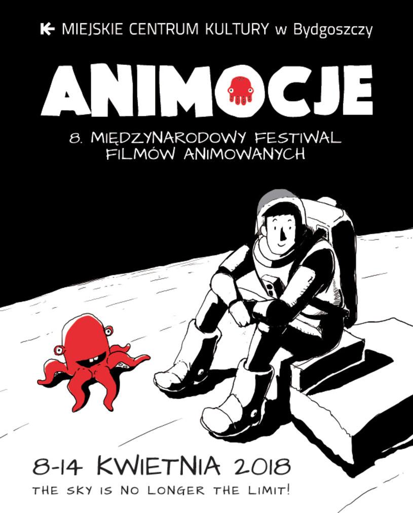 O Grand Prix 8. Międzynarodowego Festiwalu Filmów Animowanych ANIMOCJE walczyć będzie 47 animacji. Ósma edycja bydgoskiego festiwalu rozpoczyna się 8 kwietnia 2018 roku.