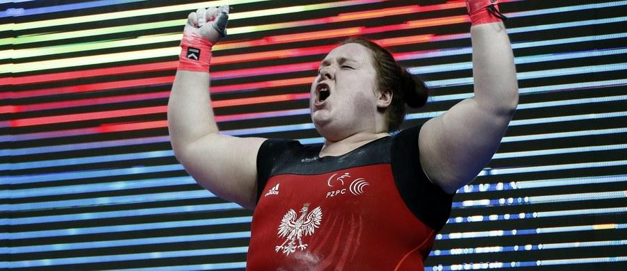 Aleksandra Mierzejewska (Legia Warszawa) uzyskała 237 kg w dwuboju i zdobyła złoty medal w kat. +90 kg w mistrzostwach Europy w podnoszeniu ciężarów w Bukareszcie.