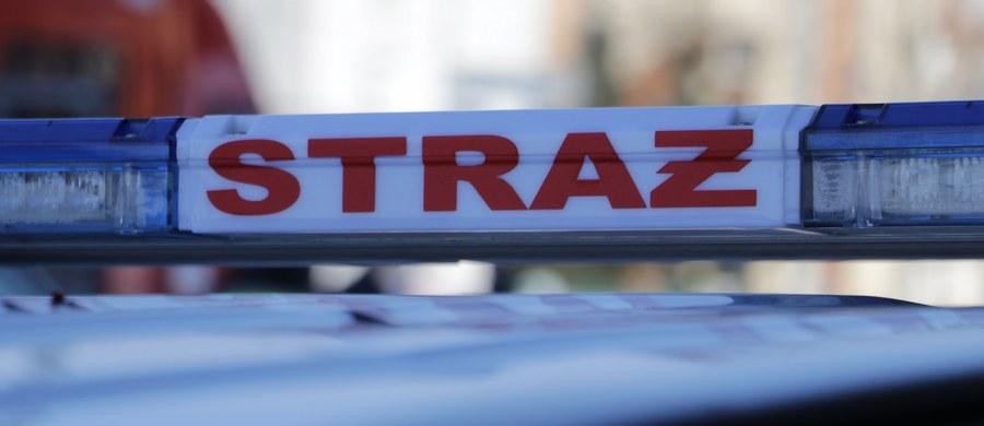 Strażacy zakończyli już dogaszanie pożaru, który wybuchł w jednym z ośrodków wypoczynkowych w Kudowie-Zdroju w Dolnośląskiem. Budynek musiało opuścić ponad sto osób.
