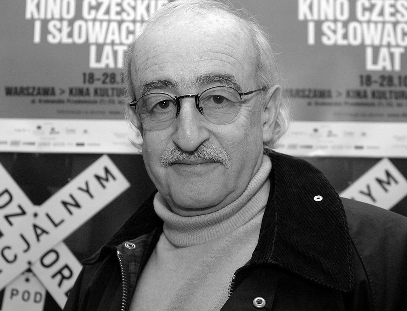 """Słowacki reżyser Juraj Herz zmarł w wieku 83 lat. Jego najwybitniejszym filmem był zrealizowany w 1968 roku """"Palacz zwłok""""."""