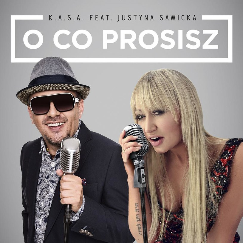 """Poniżej możecie posłuchać piosenki """"O co prosisz"""", którą razem nagrali K.A.S.A. i finalistka """"Must Be The Music"""" Justyna Sawicka."""