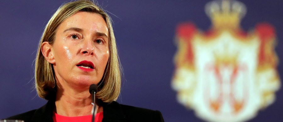 """Deklaracja władz Korei Północnej o wstrzymaniu prób jądrowych i testów międzykontynentalnych rakiet balistycznych jest """"pozytywnym, od dawna wyczekiwanym krokiem"""" - oceniła w sobotę szefowa unijnej dyplomacji Federica Mogherini."""