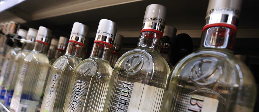 Ministerstwo Zdrowia Federacji Rosyjskiej ogłosiło sukces w walce z piciem alkoholu. Według resortu, spożycie wysokoprocentowych napojów w Rosji w ostatnich 12 latach zmniejszyło się o 40 procent.