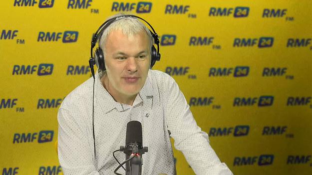 Neumann w Porannej rozmowie RMF (10.05.18)