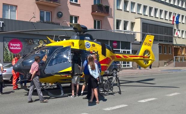 Z powodu awarii śmigłowca Lotniczego Pogotowia Ratunkowego są poważne utrudnienia w ruchu w okolicy ulicy Oleskiej w Opolu. Na czas usunięcia awarii policja przygotowała objazdy.
