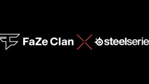 SteelSeries i FaZe Clan łączą siły – rozpoczęcie współpracy