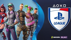 Fortnite debiutuje w PlayStation League