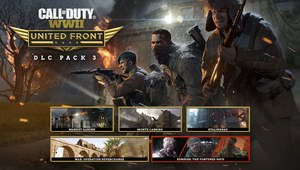United Front trzecim DLC do Call of Duty: WWII