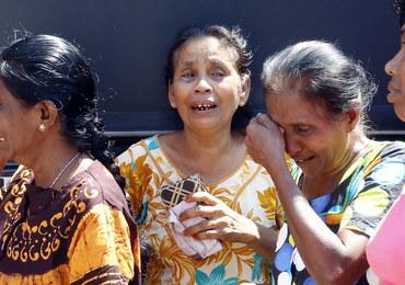 Zamachy na Sri Lance. Przeprowadziło je 7 zamachowców-samobójców