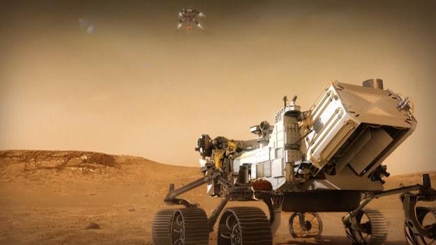 Po siedmiomiesięcznej podróży łazik Perseverance z NASA przygotowuje się do wylądowania na Marsie. Powinno wydarzyć się to w czwartek po ryzykownej procedurze lądowania, która zapoczątkuje jego wieloletnie poszukiwania oznak starożytnego życia drobnoustrojów.