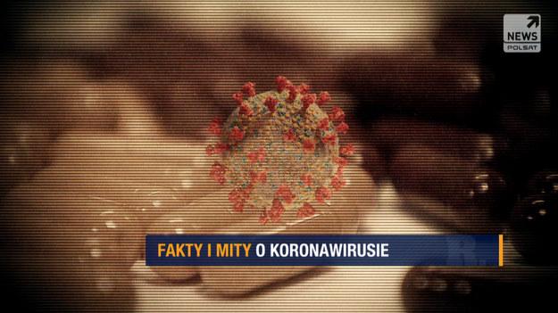 """Przyłbice i mini-przyłbice sensu nie mają - tak powtarza duża część naukowców. Co jeszcze wiemy na temat rozprzestrzeniania się koronawirusa i ochrony przed nim? Sprawdzamy nowe fakty na temat pandemii po roku od jej wybuchu na świecie.Program """"Raport"""" w Polsat News codziennie, od poniedziałku do piątku o 21:00."""