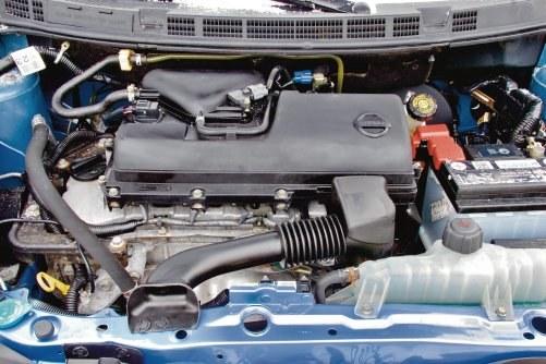 1.4 16V – klasyk z Japonii. Trwały, ekonomiczny z łańcuchem rozrządu. Sprawdza się w mieście i na trasie. /Motor