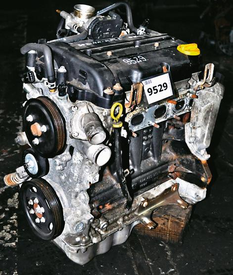 1.4 16V /Motor