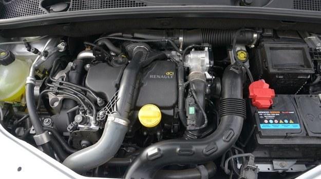 1.5 dCi 90 KM /Motor