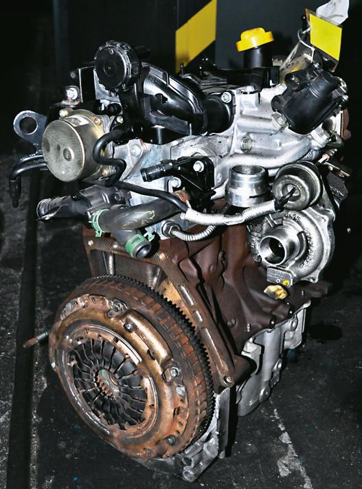 1.5 dCi /Motor