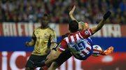 1/8 finału Ligi Mistrzów: Atletico Madryt - AC Milan 4-1