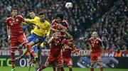 1/8 finału Ligi Mistrzów: Bayern Monachium - Arsenal Londyn 1-1
