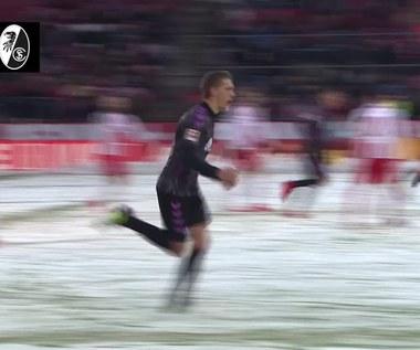 1. FC Koeln - SC Freiburg 3-4 w Bundeslidze. Wideo