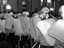 """1 maja 1982 r. Pierwszomajowe kontrmarsze """"Solidarności"""""""