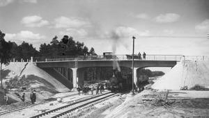 1 marca 1933 r. Otwarcie magistrali węglowej