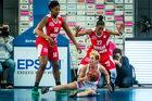 1. mecz finału koszykarek: Artego Bydgoszcz - Wisła Can-Pack Kraków 68:72