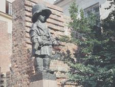 1 października 1983 r. Odsłonięcie pomnika Małego Powstańca
