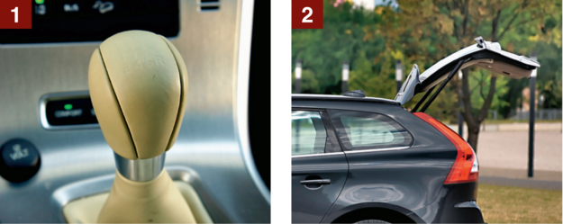 """[1]  Przed zakupem wersji z """"manualem"""" należy sprawdzić sprzęgło. Szybko się zużywa. [2] Nie działa automatyczne unoszenie tylnej klapy? To typowa usterka tego modelu. /Motor"""