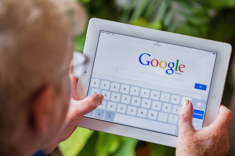 1% zapytań Google dotyczy różnego rodzaju objawów /123RF/PICSEL