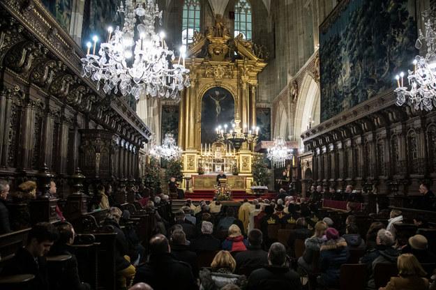 10 maja podczas mszy w kościołach zabrzmi psalm 33. /Jan Graczynski/East News /East News
