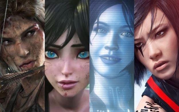 10 najbardziej pociągających bohaterek gier wideo /materiały prasowe
