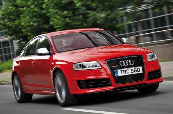 Audi RS6 (2002-2011), indeks niezawodności: 1282