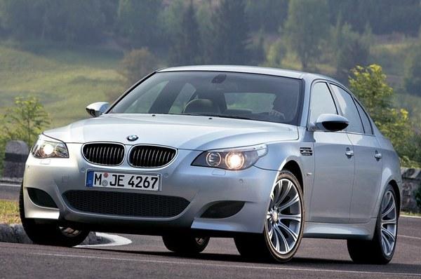 BMW M5 (2004-2011), indeks niezawodności: 717