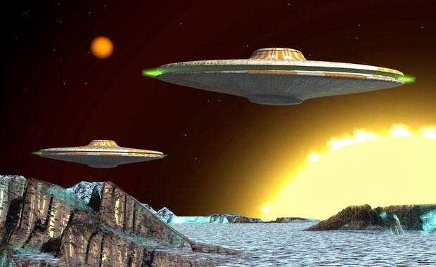 10 sygnałów o UFO w ciągu dwóch lat. Wojska lotnicze publikują relacje Włochów