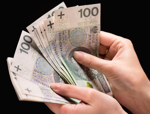 10 tys. zł brutto - tyle chce zarabiać połowa z nas /123RF/PICSEL