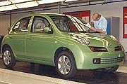100,000 Nissan Micra /INTERIA.PL