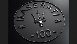 100 lat Maserati