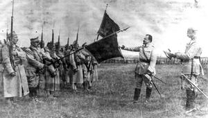 100 lat temu powstała Błękitna Armia generała Hallera