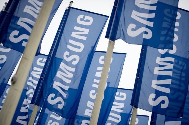 100 mln smartfonów to cel, który może być poza zasięgiem Samsunga /AFP