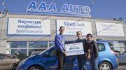 1000 samochodów sprzedanych przez AAA Auto