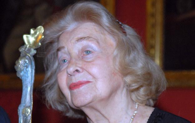 11 listopada Nina Andrycz skończy 97 lat /Marek Ulatowski /MWMedia