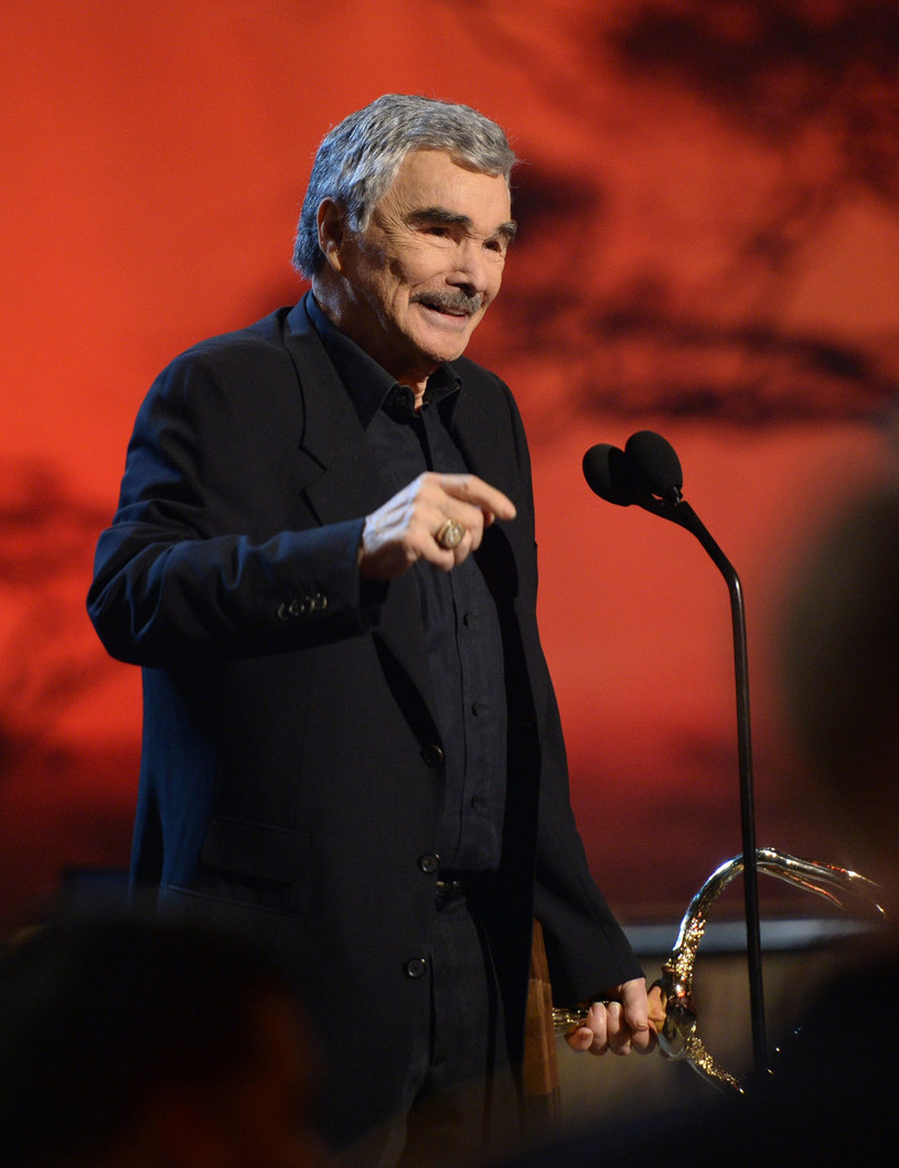 11 lutego Burt Reynolds świętuje 80. urodziny! /Jason Kempin /Getty Images