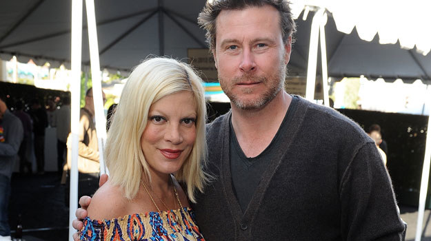 11 marca, ale 2012 roku: Dean McDermott i Tori Spelling / Michael Kovac /Getty Images/Flash Press Media