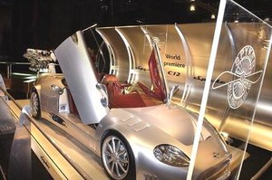 12-cylindrowy spyker