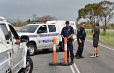 12-latek próbował przejechać samochodem Australię wszerz