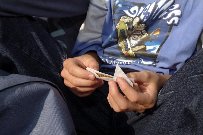 12-latki zamawiają narkotyki jak pizzę /Przemysław Ziemacki /East News