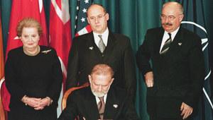 12 marca 1999 r. Polska oficjalnie w NATO