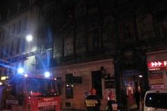 12 osób rannych w krakowskim klubie