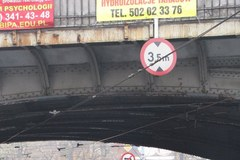 12 tys. złotych za naprawdę wiaduktu w Gdańsku