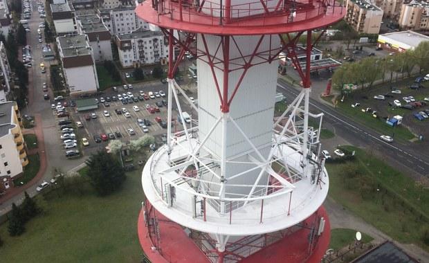 120-metrowa wieża na poznańskim Piątkowie. Zobacz, jakie kryje tajemnice